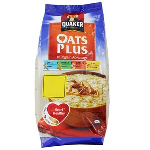 Quaker Oats Plus MultiGrain 600g