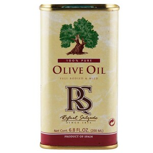 RS Olive Oil Pure Tin 200ml
