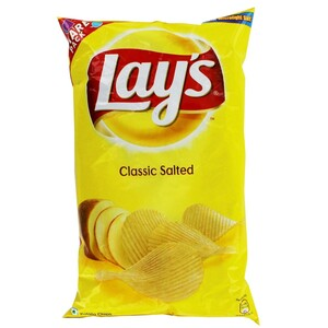 Lays Classic Salted Potato Chips 100g