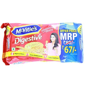 Mcvities Digestive Biscuits 200g 2's