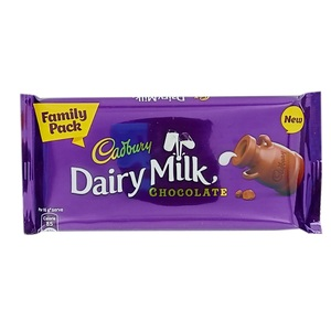 Cadbury Dairy Milk Family Pack 130g