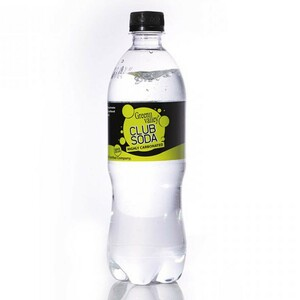 Green Valley Club Soda 650ml
