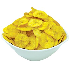Banana Chips Round (Coconut Oil) 500g