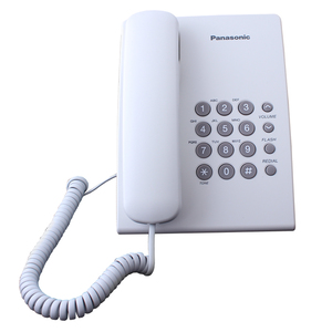 Panasonic Telephone KX-TS500 White