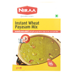 Nirapara Instant Wheat Payasam Mix 300g