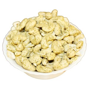 Roasted Cashew Nuts With Green Chilly 500g