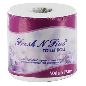 Fresh N Fine Toilet Roll 350 Pulls 2 Ply