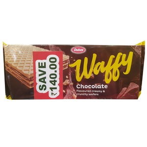 Dukes Waffy Assorted 450g 6's Offer
