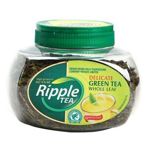 Ripple Premium Green Tea Jar 125g