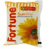 Fortune Refined Sunflower Oil Pouch 1Litre
