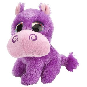 "Wild Republic Soft Toy Sweet and Sassy Hippo 5"" 13714"