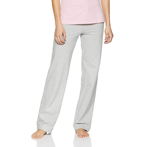 Jockey Regular Fit Lounge Pants - Light Grey Melange