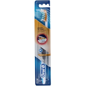 Oral-B Toothbrush Pro-Health Smart Flex Soft 1's Assorted Colours