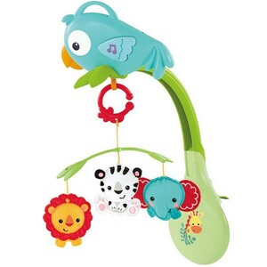 Fisher-Price RainForest Cot Mobile CHR11