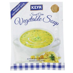 Keya Instant Soup Sweet Corn Vegetable 17g