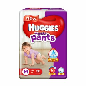 Huggies Wonder Pants Medium 56's