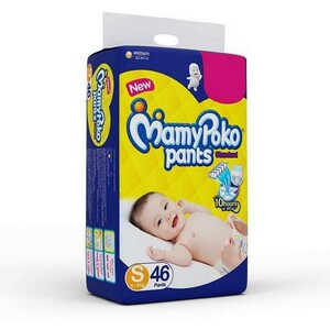 Mamy Poko Pants Standard Small 46 Units
