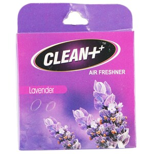 Clean Plus Air Freshener Lavender 50g