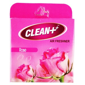 Clean Plus Air Freshener Rose 50g