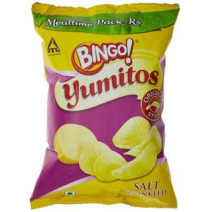 Bingo Yumitos Original Style Chilli 52g