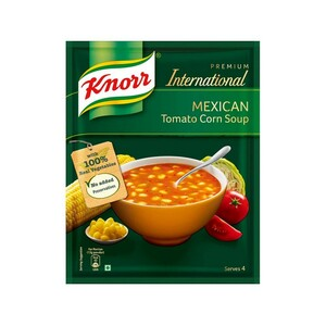 Knorr Mexican Tomato Corn Soup 52g