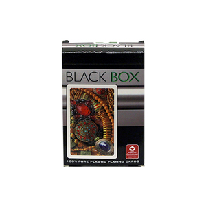 Parksosn Playing Cards Black Box