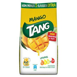 Tang Drink Mango Pouch 500g