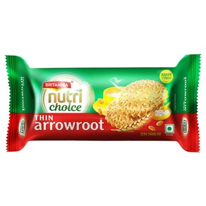 Britannia Nutri Choice Arrowroot Biscuits 150g