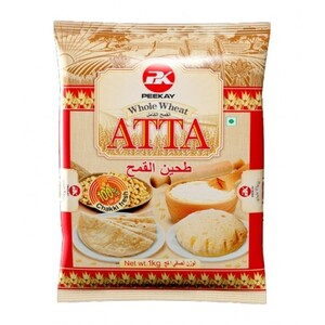 Peekay Whole Wheat Atta 5kg