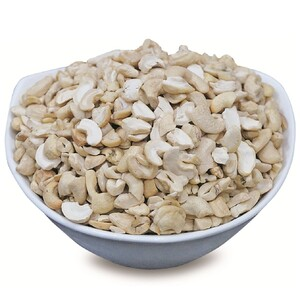 Cashew Nut White Broken 500g