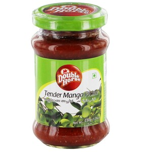 Double Horse Tender Mango Pickle 150g