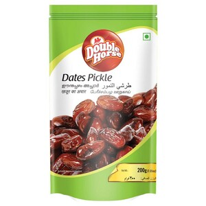 Double Horse Dates Pickle 200g
