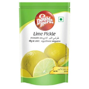 Double Horse Lime Pickle 200g