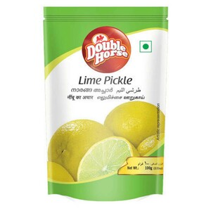 Double Horse Lime Pickle 100g