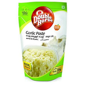 Double Horse Garlic Paste 100g