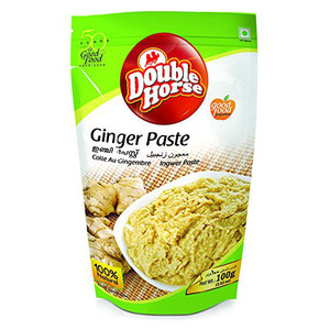 Double Horse Ginger Paste 100g