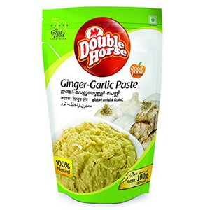 Double Horse Ginger Garlic Paste 100g