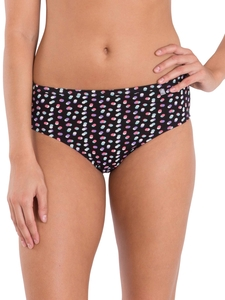 Jockey Panty Hipster 3Pc Pack Dark Print Asorted
