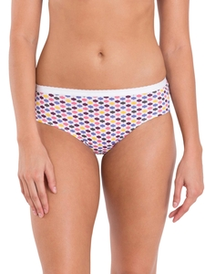 Jockey Panty Hipster 2Pc Pack Light Print Assorted