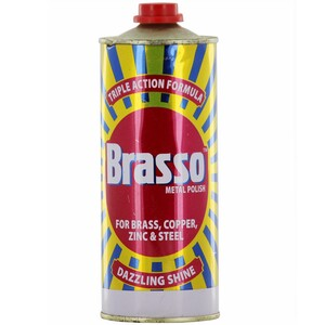 Brasso Metal Polish Liquid 450ml
