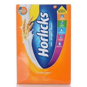 Horlicks Energy Drink Classic Malt 1kg