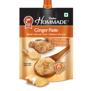 Hommade Ginger Paste 200g
