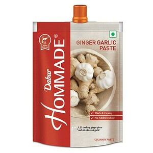 Hommade Ginger Garlic Paste 200g