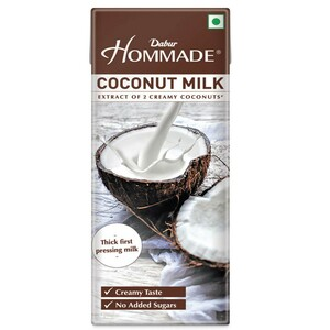 Hommade Coconut Milk 200ml