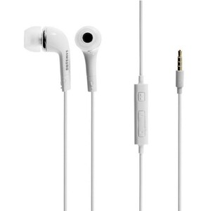 Samsung Stereo Headset with Mic EHS64 White