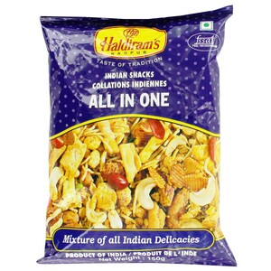 Haldiram's All In One 150g