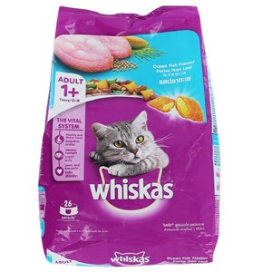 Whiskas Adult Pocket Ocean Fish Flavour 480g