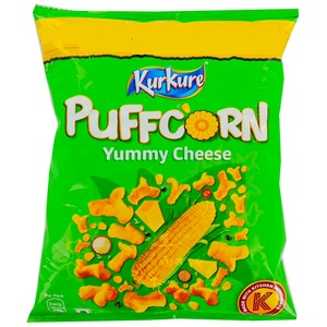 Kurkure Puff Yummy Cheese 28g