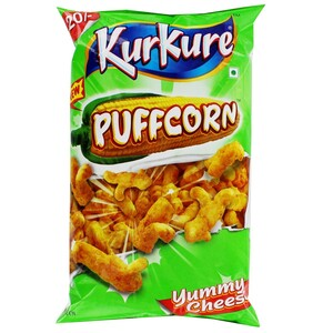 Kurkure Puffcorn Yummy Cheese 68g