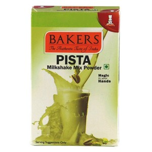 Bakers Pista Milk Shake Powder 100g